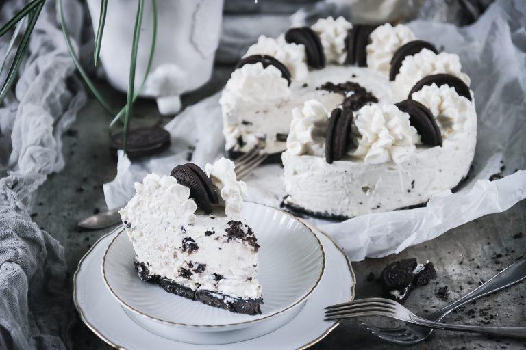 no-bake Oreo cheesecake