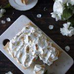 cremsnit en rumänsk vaniljkaka