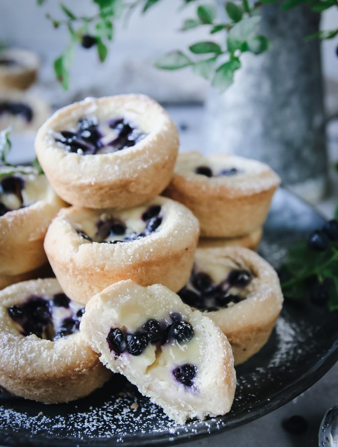 blåbärscheesecake grottor