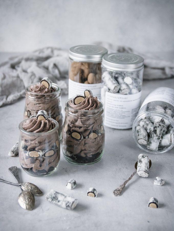 mousse med saltlakrits svenskjävlar