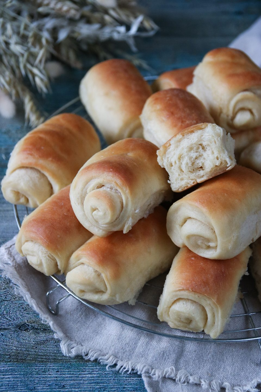 Lion house rolls frukostbröd