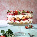 godaste jordgubbstiramisu
