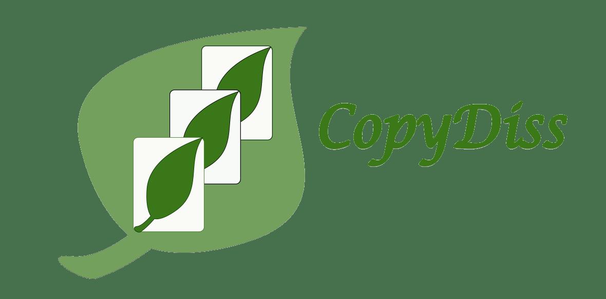 CopyDiss logo