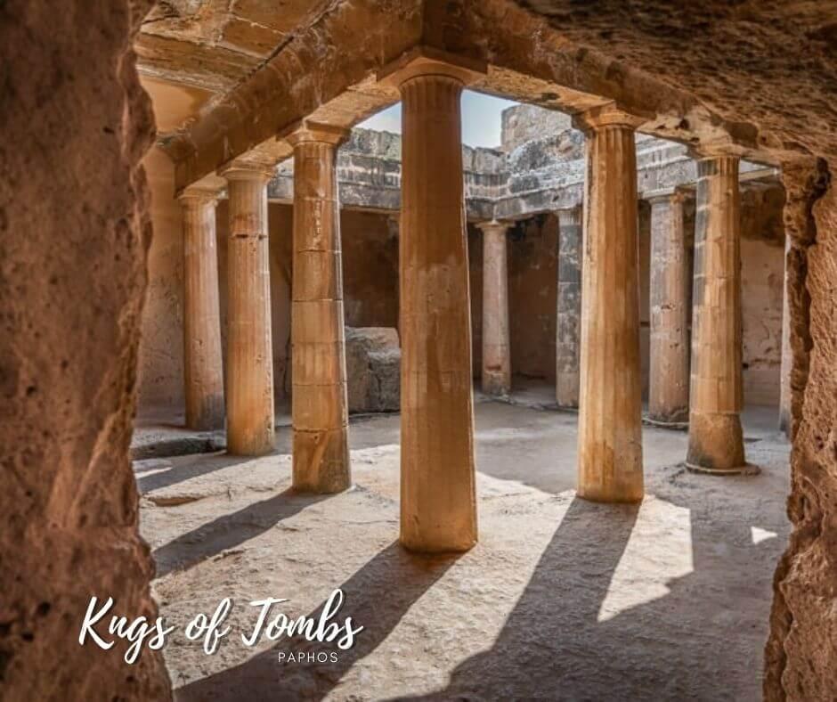 paphos king tomb