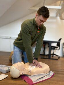 Hjerte-lunge-redning