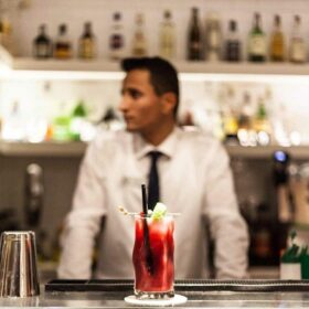 Vincenzo Caruso - Bartender Certified