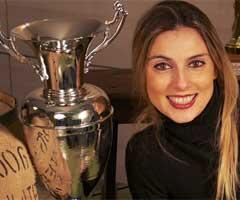 Chiara Bergonzi - Bartender Certified