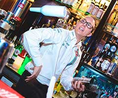 Christopher Grassini - Bartender Certified