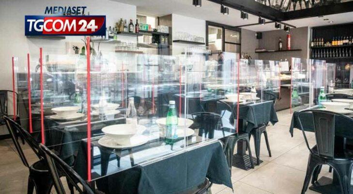 TGCOM24: Ristoratori a Confronto - Bartender Certified