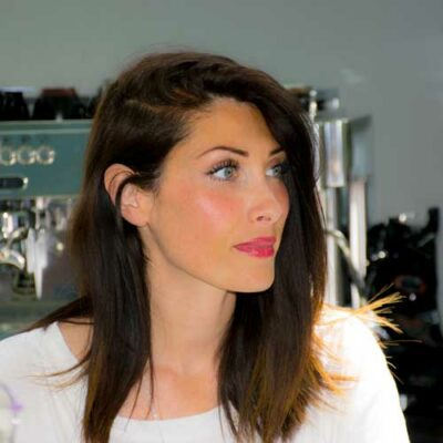 Alessia Medio - Bartender Certified