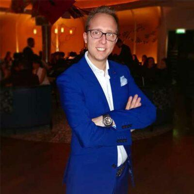 Christopher Grassini - Bartender Certified