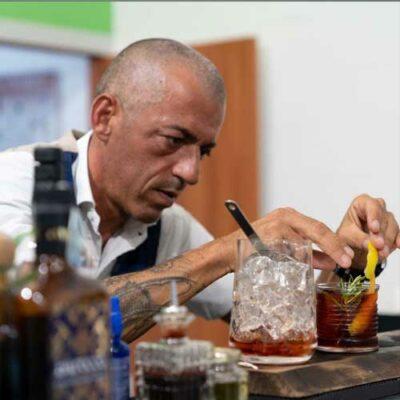 Gianluca Amoni - Bartender Certified