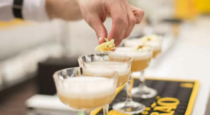 cocktails, calling order - Bartender Certified