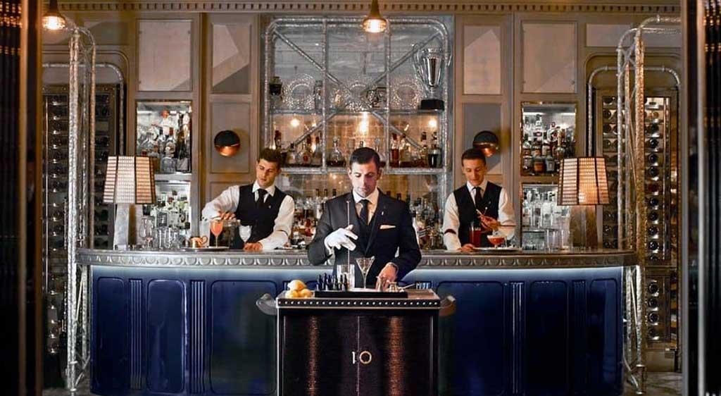 connaught bar - Bartender Certified