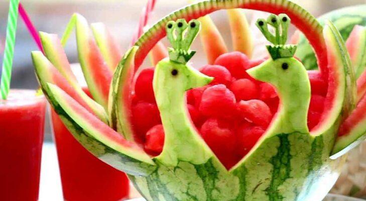 corso fruit carving - Bartender Certified