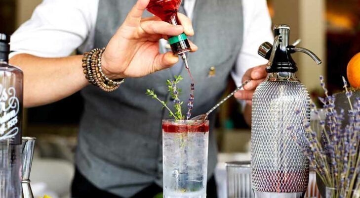 Corso Homemade Mixology - Bartender Certified