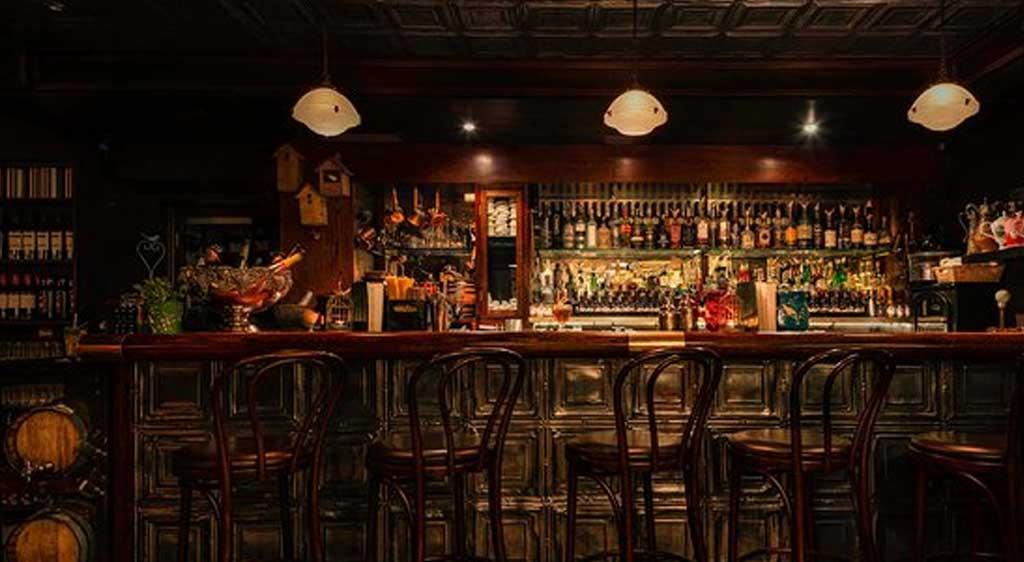 nightjar - Bartender Certified
