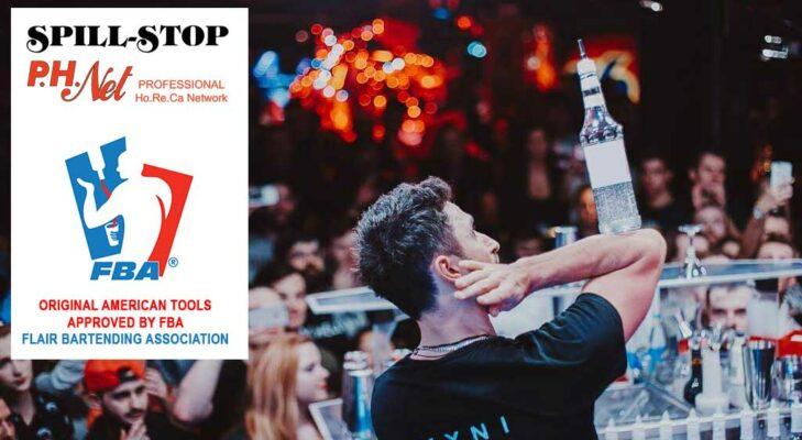 Spill Stop - Bartender Certified