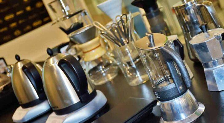 Brewing Coffee - Bartender Certified
