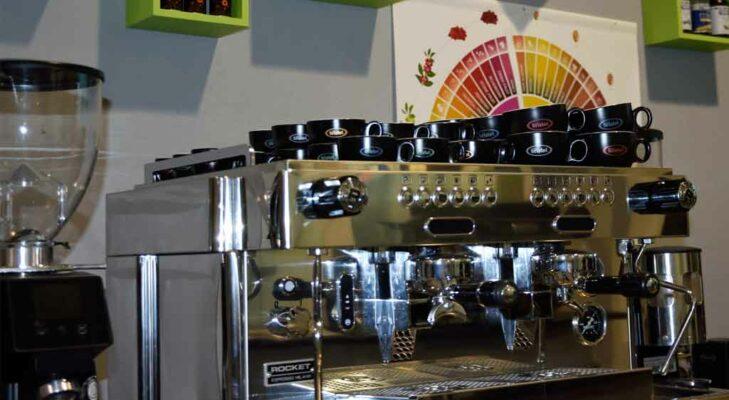 Coffee Room - Bartender Certified