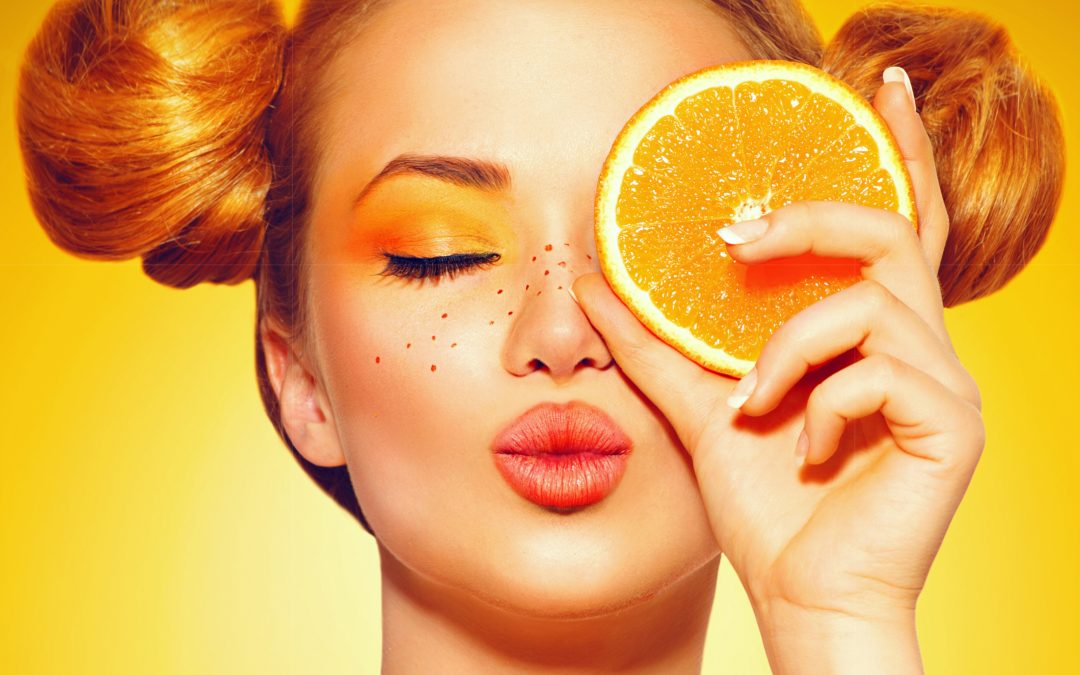 Think orange, vitamineC peel – de ideale zomerbehandeling