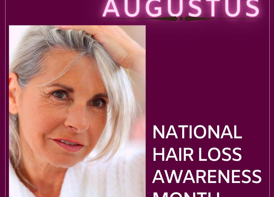 Aandacht voor menopauzaal haarverlies
