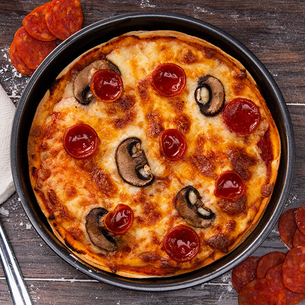 Airfrye tilbehør pizzapanne