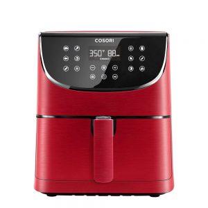 Airfryer cosori premium rød