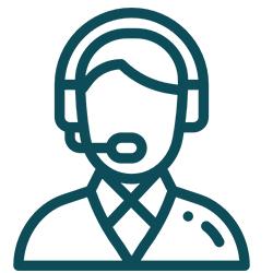 Airfryer kundeservice ikon