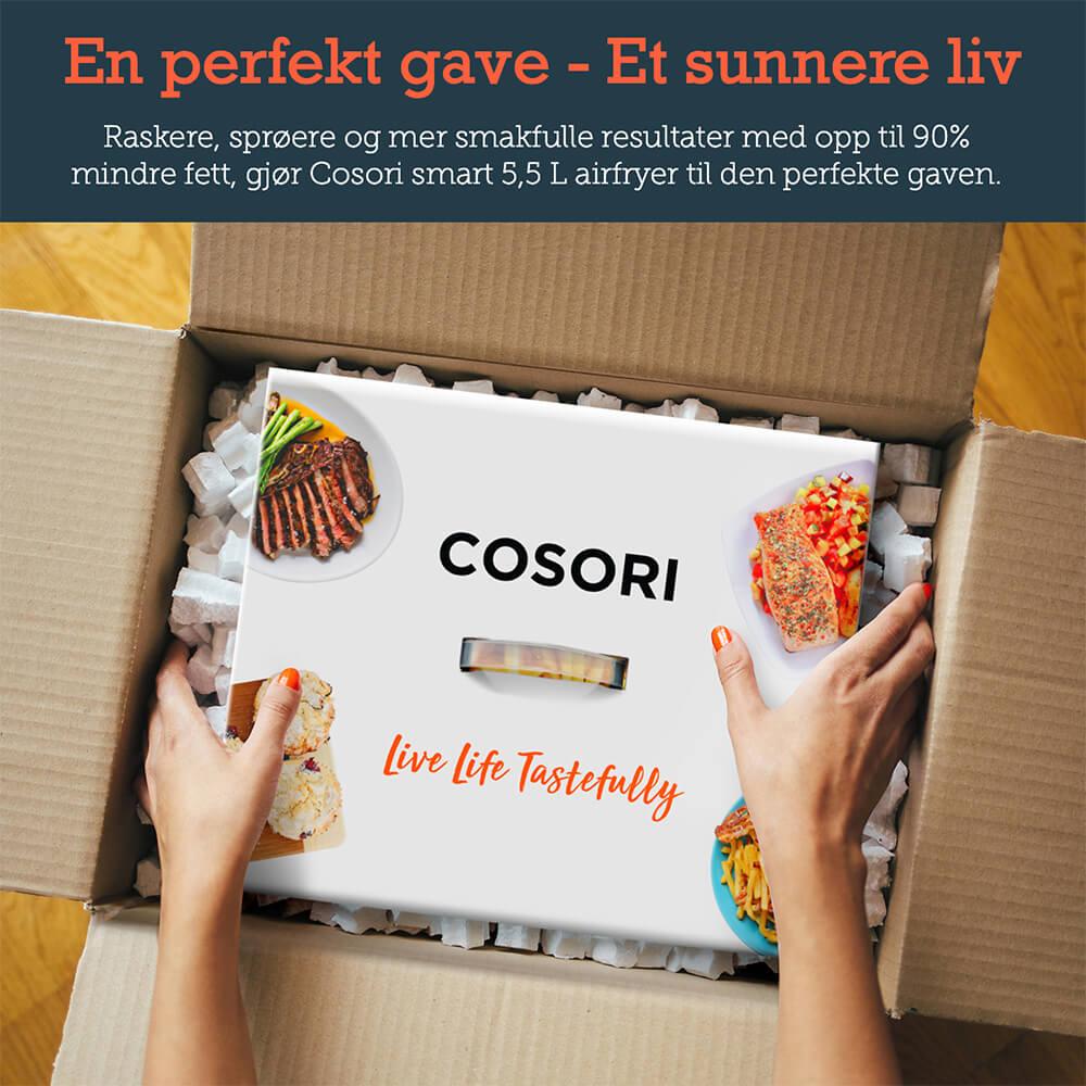 Cosori Smart airfryer gave