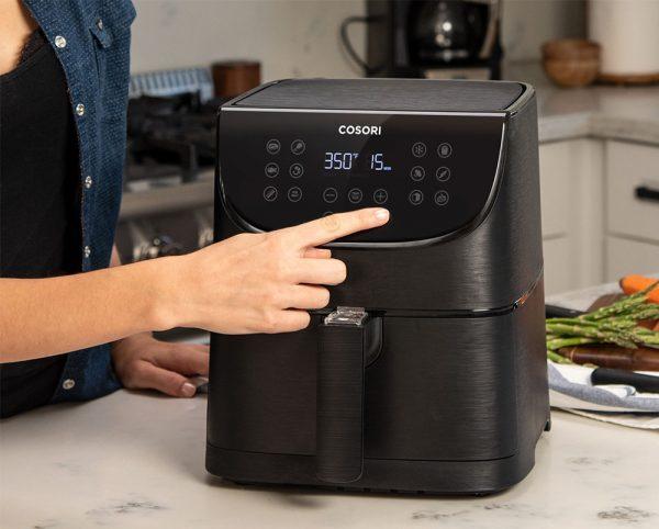 Cosori airfryer premium funksjoner