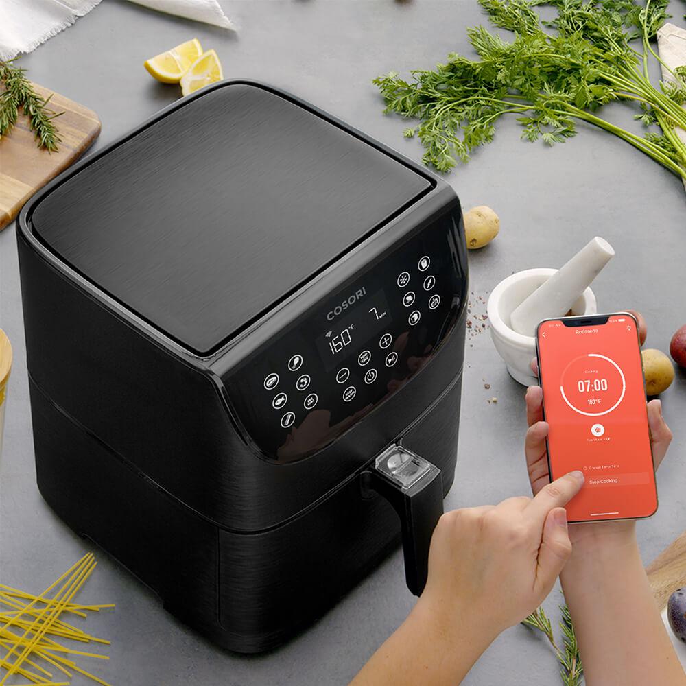 Cosori smart airfryer app