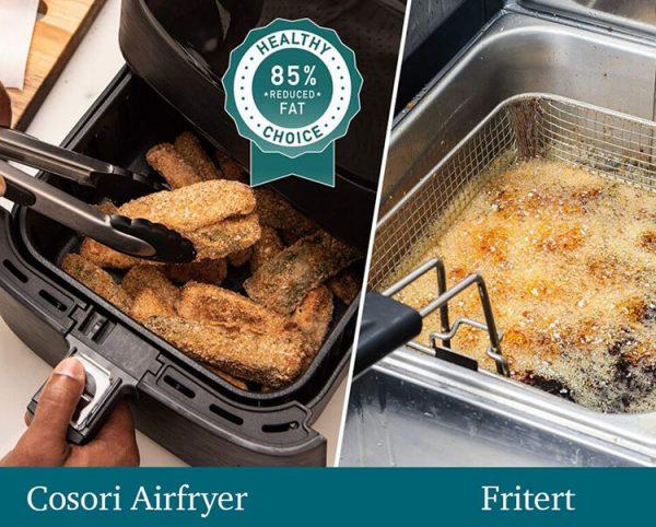 airfryer norge cosori