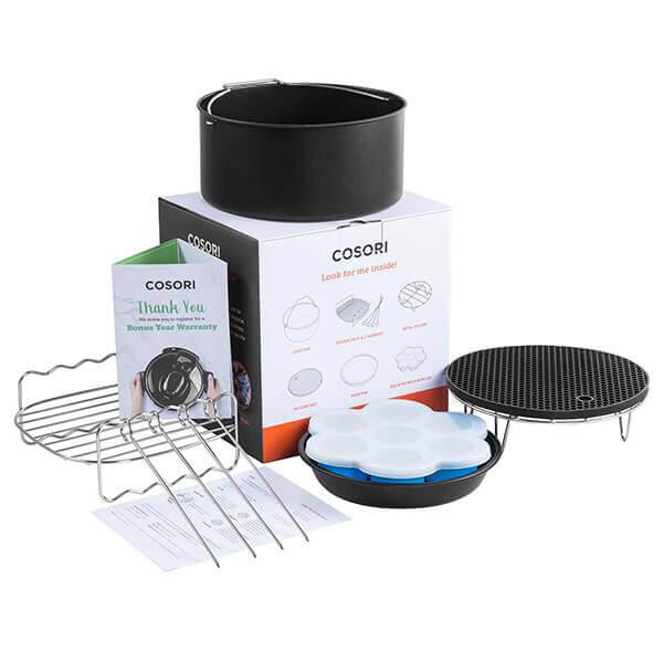 cosori.no tilbehørspakke airfryer