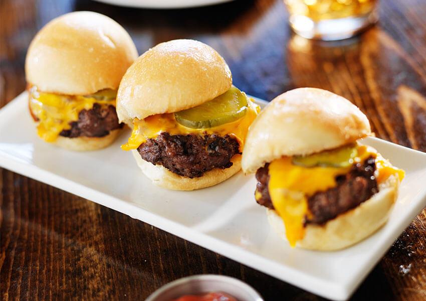 Cheeseburger airfryer oppskrifter cosori