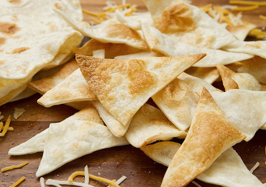 Hjemmelaget tortillachips airfryer oppskrifter