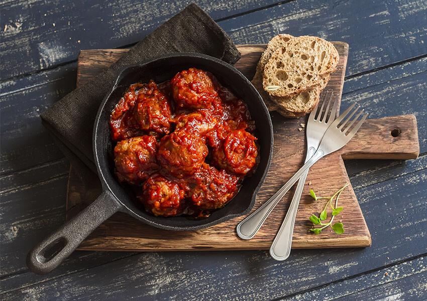 Italienske kjøttboller airfryer oppskrifter