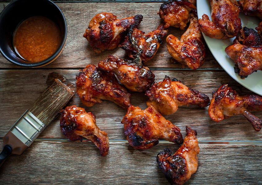 Mongolske kyllingvinger airfryer oppskrifter cosori