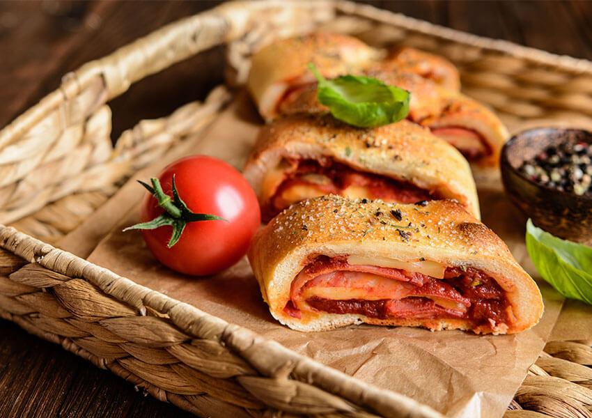 Stromboli airfryer oppskrifter cosori