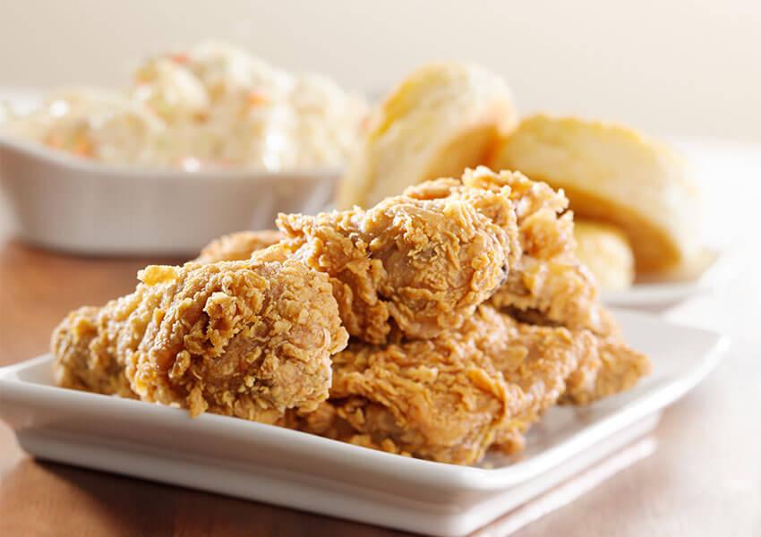 fritert kylling airfryer oppskrifter cosori