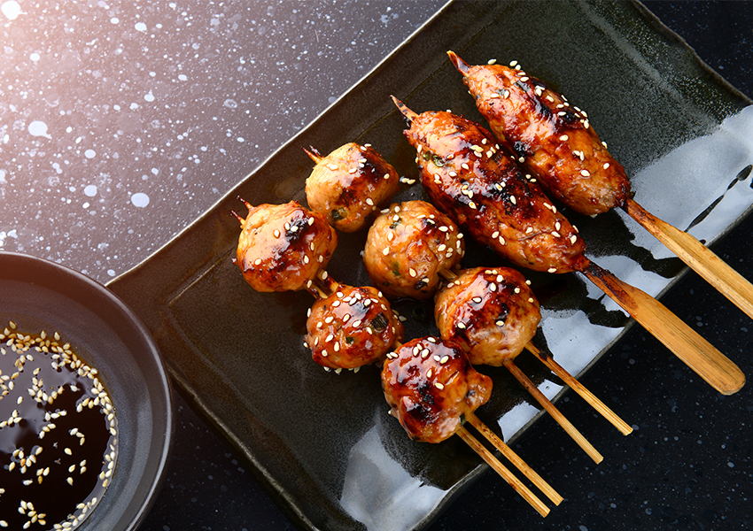 japanske kjøttboller air fryer