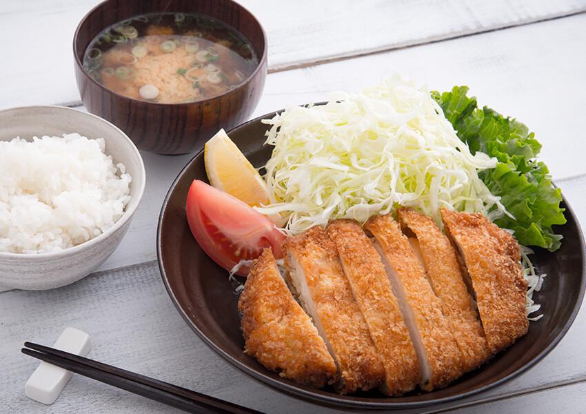 svinekjøtt tonkatsu