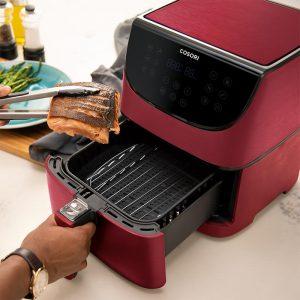 Cosori airfryer premium rød