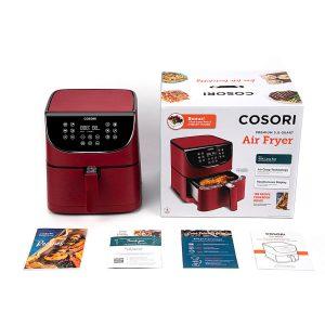 Cosori rød innpakning