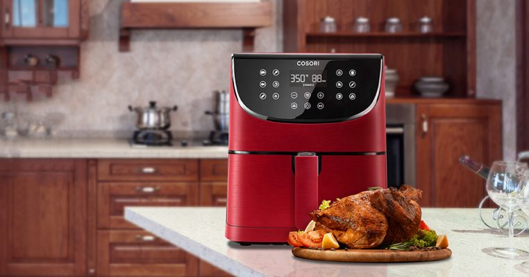 airfryer kylling