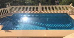 Gezellige flatwoning te Denia, met zeezicht en zwembad