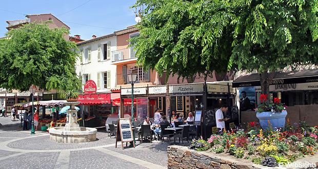 Sainte-Maxime restaurant