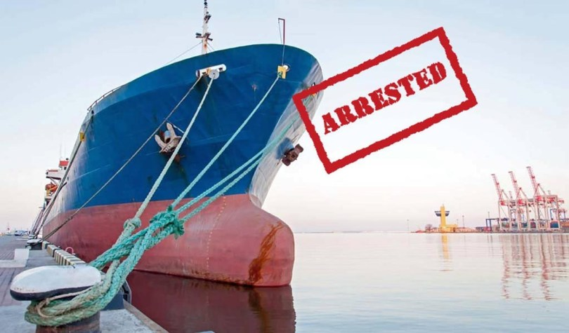 Admiralty Ship Arrest in Bangladeh