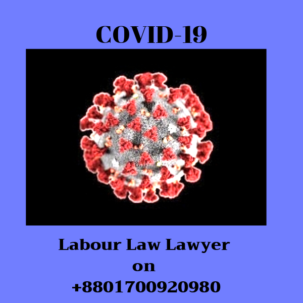 Covid 19 and a number