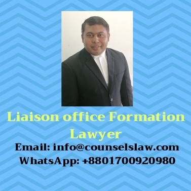 Liaison office formation lawyer and contact